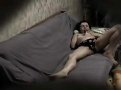Hidden livecam roommate orgasms